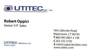 Click to see Utitec Inc. Usa Details